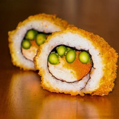 Deep Fried Maki Rolls