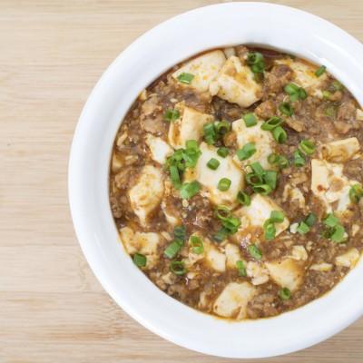 Hot Garlic Bean Curd