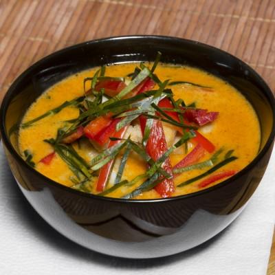Thai Curries Red, Vegetarian